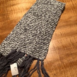Cusp scarf. New with tags!